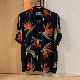 ワコマリア(WACKO MARIA)のwackomaria 極楽鳥柄 アロハシャツ(Tシャツ/カットソー(半袖/袖なし))