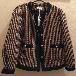 スタイルナンダ(STYLENANDA)の最終値引![新品]韓国ファッション コート(テーラードジャケット)