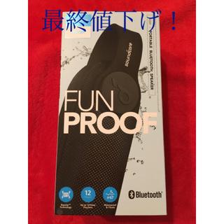 Anker スピーカー fun proof(スピーカー)