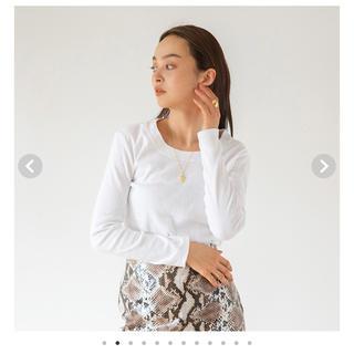 シールームリン(SeaRoomlynn)のオールドコット LONG Tシャツ(Tシャツ(長袖/七分))