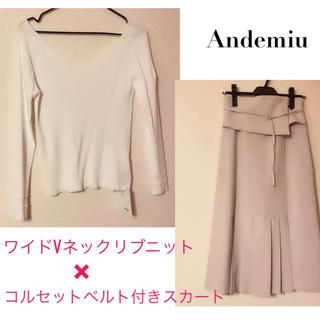 アンデミュウ(Andemiu)の【新品】Andemiu♡コーディネートSET(セット/コーデ)
