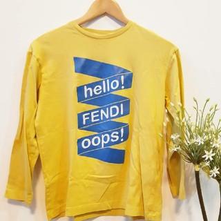 フェンディ(FENDI)のFENDIキッズ ロンT  10A(Tシャツ/カットソー)