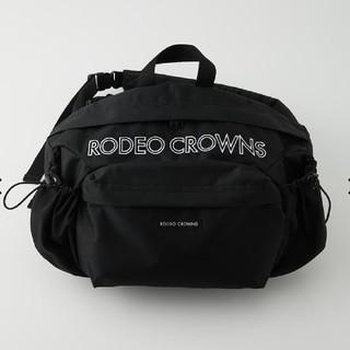 ロデオクラウンズワイドボウル(RODEO CROWNS WIDE BOWL)の新品未使用ブラック ※折り畳み圧縮梱包になります。あらかじめ御了承ください。(その他)