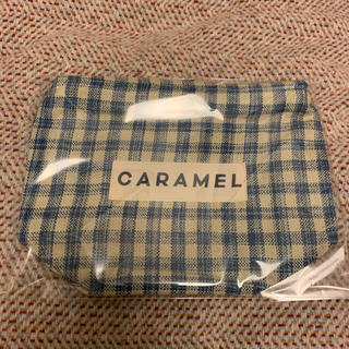 Caramel baby&child  - 【完売品】caramel baby&child  伊勢丹 限定 ポーチ