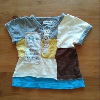 ビケット(Biquette)の T シャツ Biquette  80サイズ(Tシャツ)