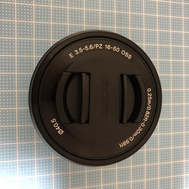 SONY(ソニー)のソニー製 E PZ 16-50mm F3.5-5.6 OSS スマホ/家電/カメラのカメラ(レンズ(ズーム))の商品写真