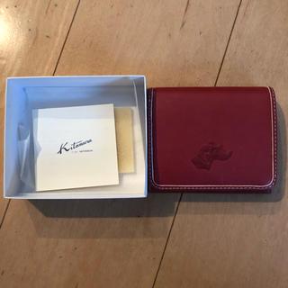 キタムラ(Kitamura)の【新品】キタムラ 革製財布(財布)