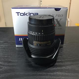 ケンコー(Kenko)のTokina AT-X 116 PRO DX Ⅱ(レンズ(ズーム))