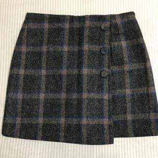 グレイル(GRL)のグレイル巻きスカート風(ミニスカート)