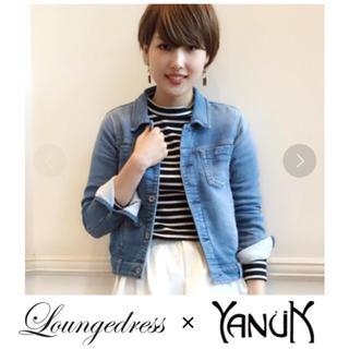 ラウンジドレス(Loungedress)のLoungedress ガリャルダガランテ/YANUK デニムジャケットS(Gジャン/デニムジャケット)