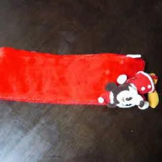 ディズニー(Disney)のディズニー ミニーマウス マフラー 防寒具 女の子 ミッキー (マフラー/ストール)