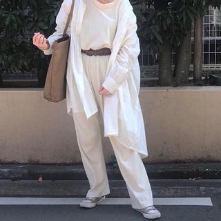 サンタモニカ(Santa Monica)のワンピース 白(ひざ丈ワンピース)