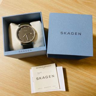 スカーゲン(SKAGEN)のSKAGEN スカーゲン 腕時計(腕時計(アナログ))