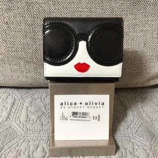 アリスアンドオリビア(Alice+Olivia)のAlice olivia  三つ折り財布 新品(財布)