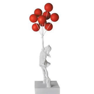 メディコムトイ(MEDICOM TOY)のFlying Balloons Girl Red Balloons Ver. (その他)