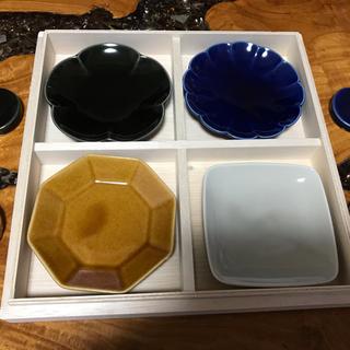 アクタス(ACTUS)の【新品・未使用】小皿セット(食器)