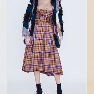 ビューティアンドユースユナイテッドアローズ(BEAUTY&YOUTH UNITED ARROWS)の新品 未使用 定価以下 ユナイテッドトーキョー スカート (ロングスカート)