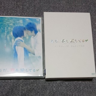 ただ、君を愛してる プレミアム・エディション DVD(日本映画)