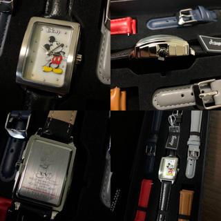 ディズニー(Disney)のDisney Mickey ウォッチ(腕時計(デジタル))
