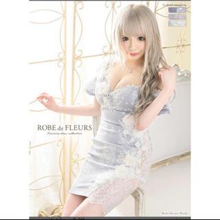 ローブ(ROBE)の【ROBE de FLEURS】ローブドフルールドレスMサイズ(ナイトドレス)