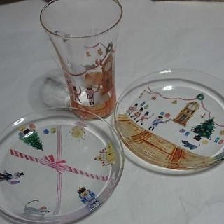 フェリシモ(FELISSIMO)のフェリシモガラス食器セット☘(食器)
