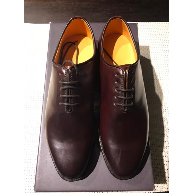 LUDWIG REITER(ルーディックライター)のにっしー様専用 新品未使用【ルーディックライター 】ホーウィン コードバン メンズの靴/シューズ(ドレス/ビジネス)の商品写真