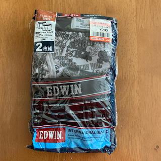 エドウィン(EDWIN)のEDWIN 男児ボクサーブリーフ150cm 2枚組(下着)