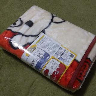 サンエックス(サンエックス)のリラックマカジュアルもふもふ毛布(赤)(毛布)