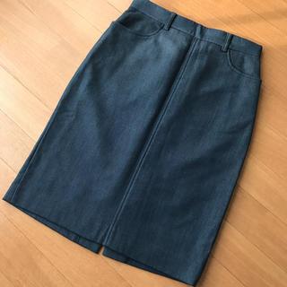 アンタイトル(UNTITLED)のタグ付きアンタイトル タイトスカート(ひざ丈スカート)