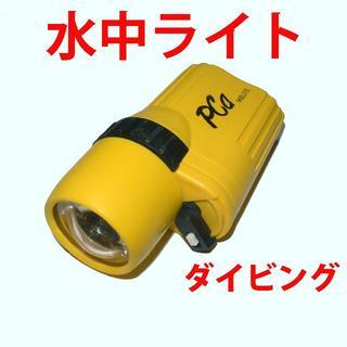 ツサ(TUSA)の水中ライト 【送料無料】(マリン/スイミング)