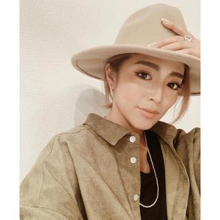 ALEXIA STAM - GREEK HAT L.BEIGE 今井華