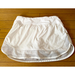 ルルレモン(lululemon)のルルレモン  スカート サイズ4(ウェア)