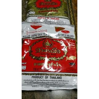 タイ式 紅茶 レッド茶葉 400g おまけ付き(茶)