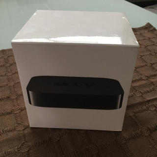 アップル(Apple)のApple MD199J/A AppleTV (新品・未開封品)(PC周辺機器)