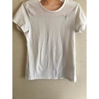プーマ(PUMA)のプーマ 白シャツ(ポロシャツ)