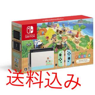 ニンテンドウ(任天堂)のどうぶつの森(家庭用ゲームソフト)