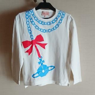 ヴィヴィアンウエストウッド(Vivienne Westwood)の【レア】Vivienne Westwood キッズTシャツ(Tシャツ/カットソー)