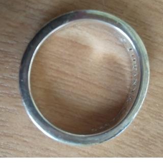 ティファニー(Tiffany & Co.)のTiffanyシルバーリング(お値下げ中)(リング(指輪))
