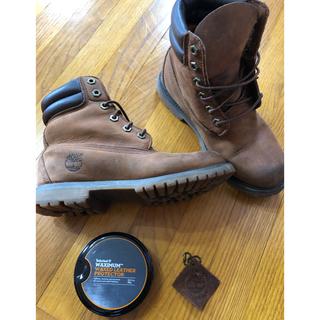 ティンバーランド(Timberland)のティンバーランド Timberland ブーツ 本革 限定色(ブーツ)