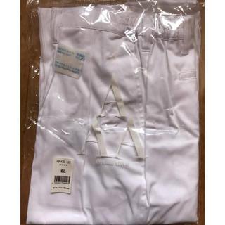 アイトス(AITOZ)の男性白衣(ワークパンツ/カーゴパンツ)