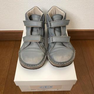 キャラメルベビー&チャイルド(Caramel baby&child )のPePe ダブルベルト アンクルブーツ 26(ブーツ)