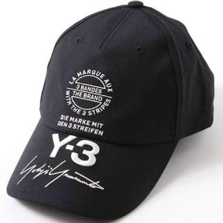 ワイスリー(Y-3)のY-3 キャップ ブラック(キャップ)