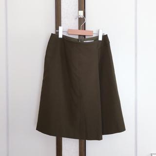 ロペピクニック(Rope' Picnic)のカーキ スカート(ひざ丈スカート)