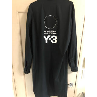 ワイスリー(Y-3)のY-3 ロングスタッフコート(シャツ)