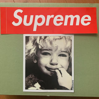 シュプリーム(Supreme)のSupreme シール×2枚(シール)