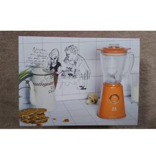 イデアインターナショナル(I.D.E.A international)のブルーノ コンパクトブレンダー オレンジ Bruno(ジューサー/ミキサー)