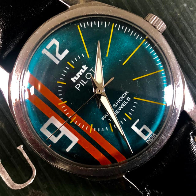 ORIS - hmt手巻きPILOTウォッチドーム風防セイコーiwcオメガハミルトンタグホイヤの通販