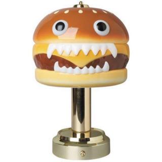 メディコムトイ(MEDICOM TOY)の新品 UNDERCOVER HAMBURGER LAMP ハンバーガーランプ(その他)
