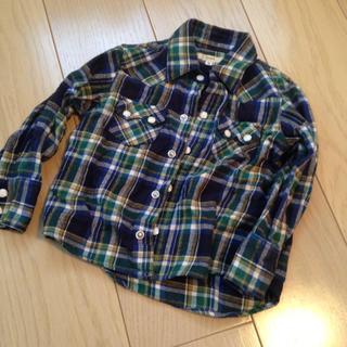 シップス(SHIPS)のシップス90センチネルシャツ(カーディガン)