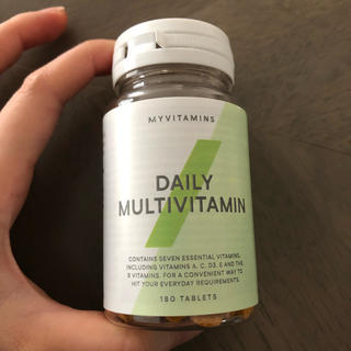 マイプロテイン(MYPROTEIN)のMy protein マイプロテイン マルチビタミン 180錠 サプリメント(ビタミン)
